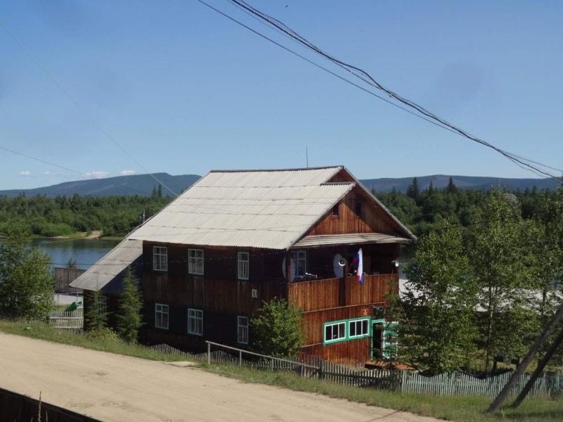 Здание сельской администрации