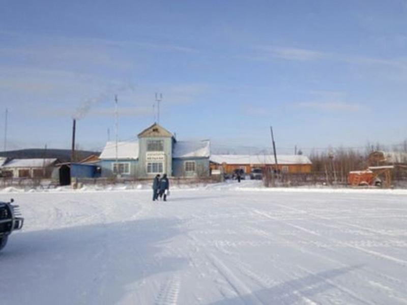 Зимний аэропорт