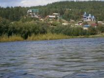 Панорама Нелькана