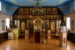 Помещение церкви