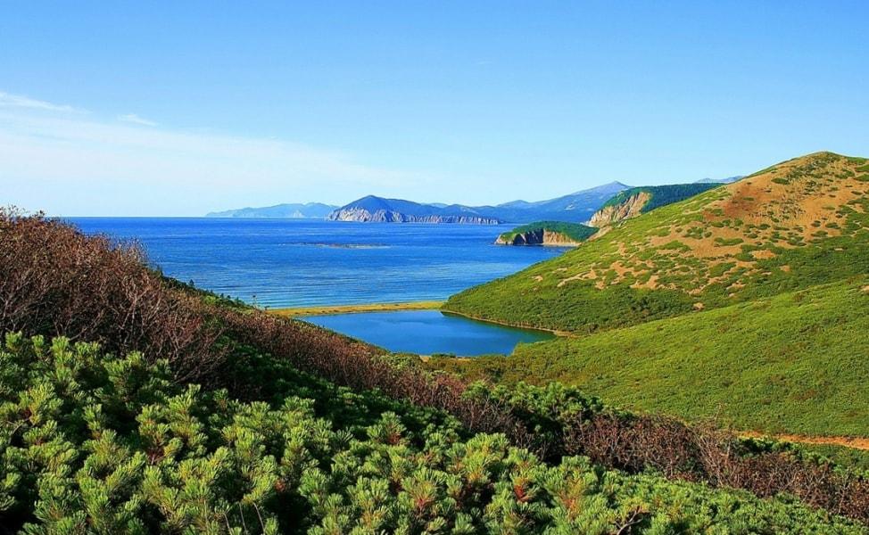 Алеутское озеро