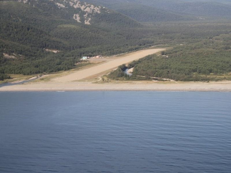 Аэропорт Аян