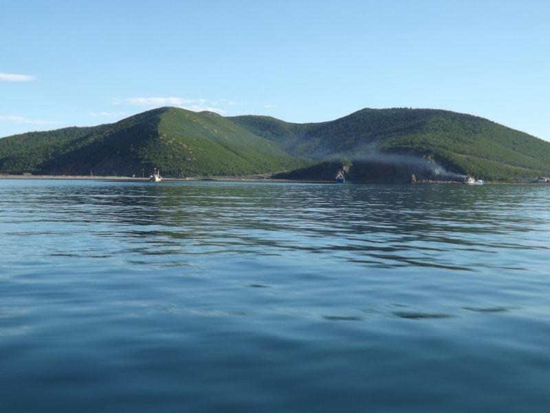 Аянская бухта