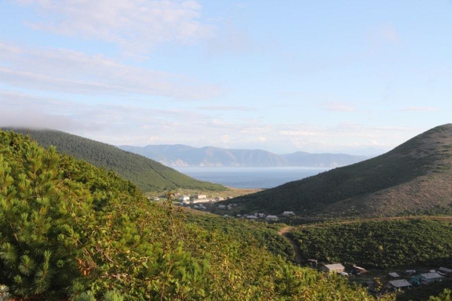 Аянский пейзаж