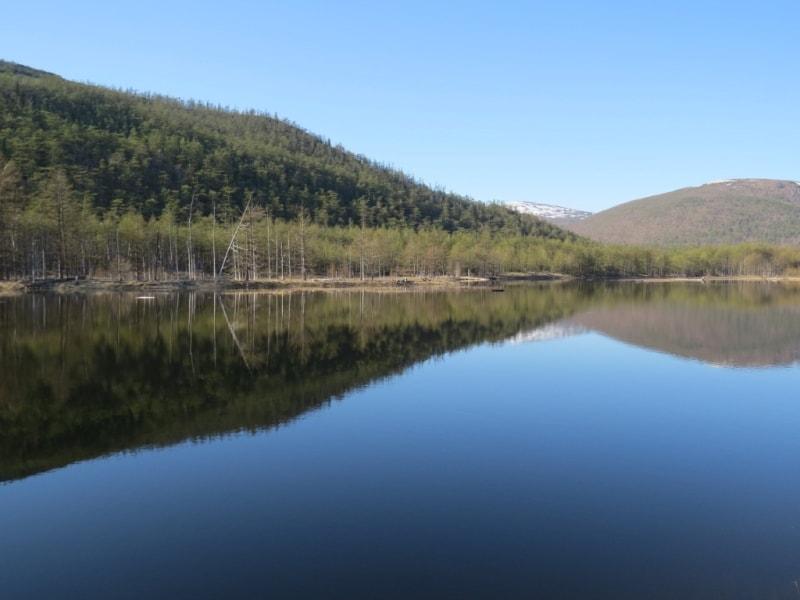 Озеро на Кохалме