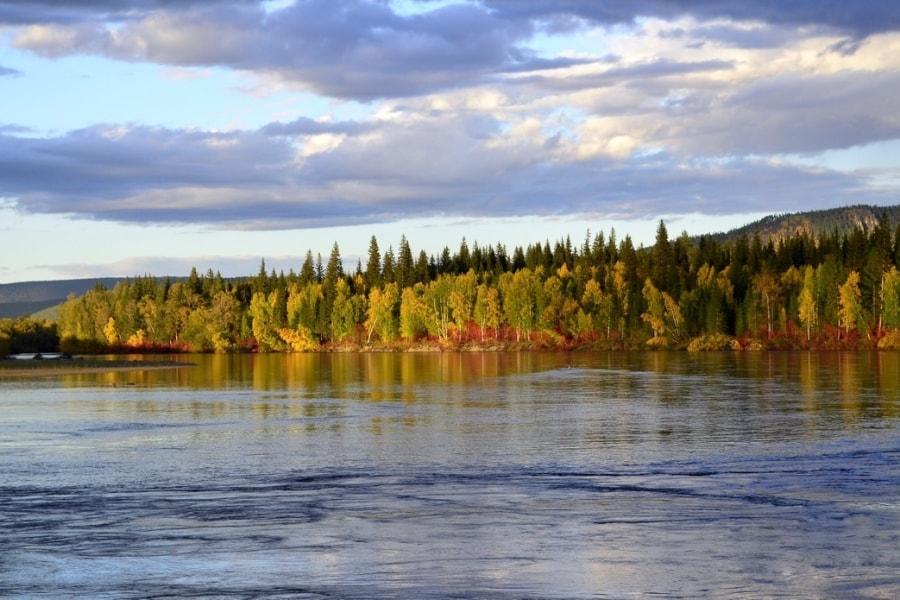 Река Мая-фото А.Соловьева
