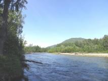 Река Таймень
