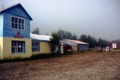 Аэропорт села Аян