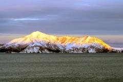 Вид на Лонгдор со стороны моря