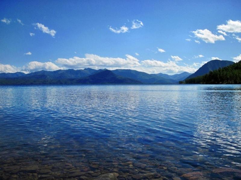 Озеро Большое Токо