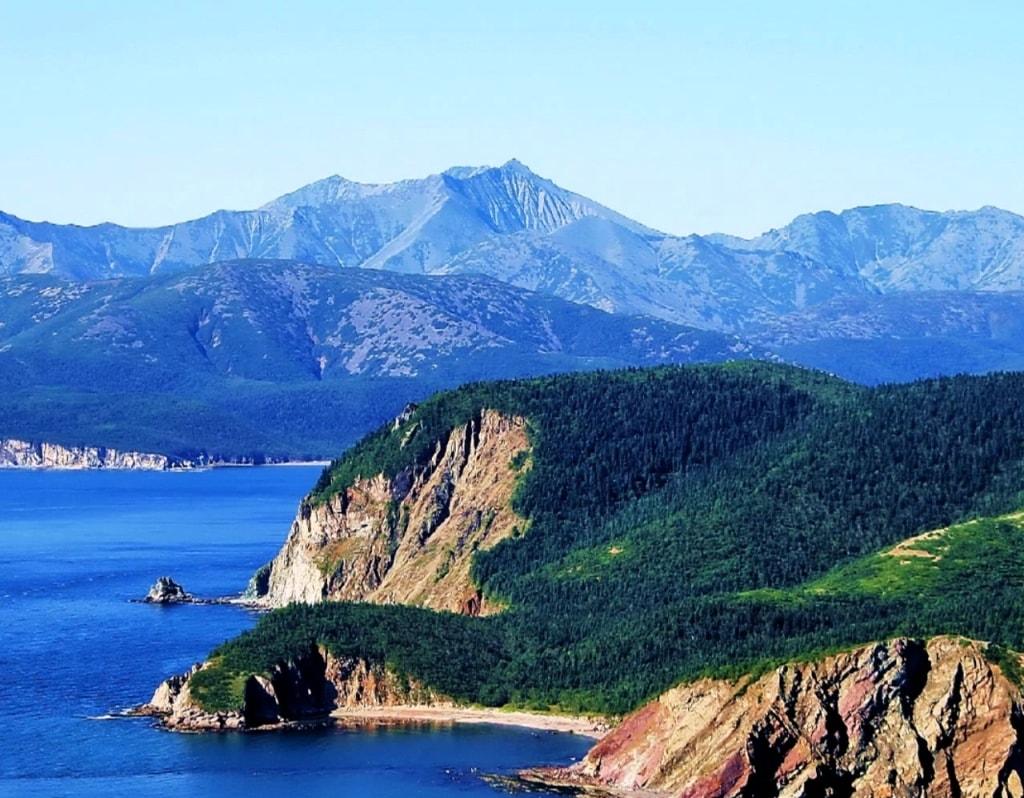 Аянское побережье