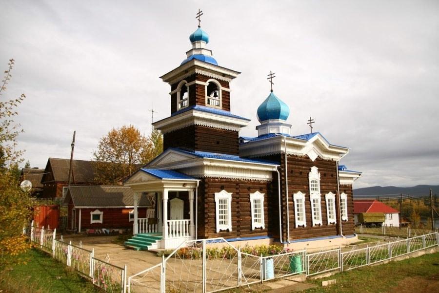 Храм Благовещения Божьей Матери